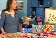 """It's Sew Easy from Brother / Watch a great sewing show on PBS called """"It's Sew Easy"""" from the Brother sewing machine company. The link will take you to all the past seasons. Sit back and watch all the great sewing ideas."""