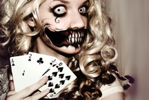Celebrating Halloween - Costumes & Makeup / by Michelle Moirai