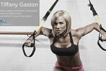 An inspiration to Mothers everywhere!   / Awesome advice on workouts  *Bonus* Fun new workouts to shock your body. Great healthy lifestyle diet & I also like that she personally cooks and shares the images of her food as well as shares how she gets her 3 kids to eat it!! http://www.tiffanyleegaston.com/