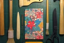 Bookbinding   Tutorials / This board is dedicated to bookbinding tutorials, both for the beginner and the advanced artist. Tutorials not only include those for making books, but also those for making tools and equipment for bookbinding.