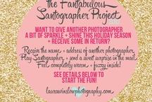Santographer Exchange 2012 Gift Inspiration