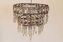 So I dream of chandeliers...