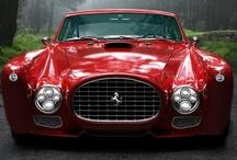 Cars I like / by Andrea Heltsley