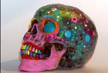 Skulls. / by Joey Osgard