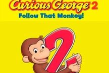 PARTY: CURREN'S 2ND BIRTHDAY / Curious George Party