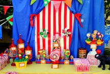 PARTY: ANDI'S 1st CIRCUS