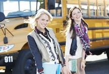 Back to School 2013 / Style is the best year ever!  / by Burlington