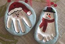 Christmas Crafts & Treats