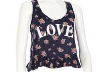 Trend Love: Floral / by Burlington
