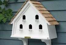 Bird Houses - Condo moineaux