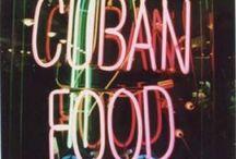 CELEBRATE: CUBAN FOOD