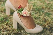 Wedding Flowers | Corsages / What are you doing for the important women in your wedding? Show her some love with flowers!