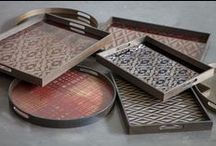 Trays - Indian Summer Collection
