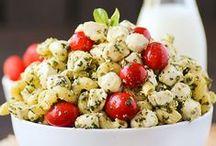 Receitas | Saladas