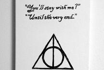 Harry Potter / T.H.A.N.K Y.O.U  J.K Rowling