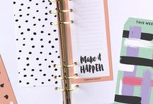 Planners and Organizers