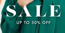 WOLF & BADGER SUMMER SALE / Our Summer Sale at Wolf & Badger is now on. Enjoy up to 50% off your favourite designer's.