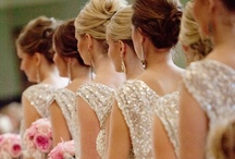 Bridal Party Inspiration! / Style Ideas for Weddings