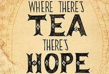 Tea  / Earl Grey or Black oolong?