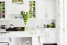 Kitchens  / Home & Kitchen Design / by C J