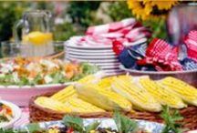 Potluck Ideas / Useful tips and ideas for planning potlucks.