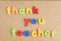 Teacher Appreciation & Gift Ideas / National Teacher Appreciation Day: Tues. May 3, 2016