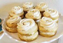 Delectable Desserts! / Indulgences and delights for desserts and dessert bars