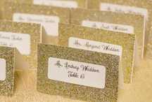 Escort & Place Card Ideas! / Escort cards and place card ideas and inspiration