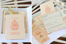 Wedding Invitations & Save The Dates! / Invitation and Save The Date Ideas
