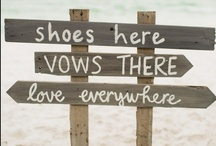 Lovely Wedding Signs! / Wedding Signs to decorate and guide people