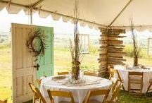 12. Tent Wedding