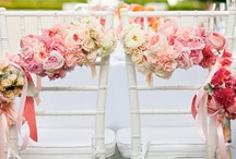 Sit on Me! / Chair Decor Ideas for Weddings and Parties / by B. Lovely Events