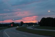 Sunrises/Sunsets Stuff / Sunrise and Sunset photos.