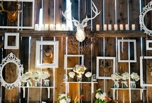 Lovely Picture Displays! / Picture Display ideas for Weddings