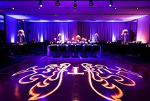 Lovey Lighting! / Lighting for weddings and parties