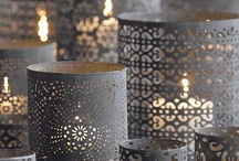 Fabulous Candle Ideas! / Candle Decoration ideas For Weddings And Parties