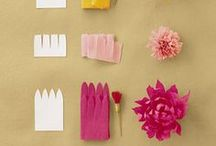 p r o j e c t s / Board of rather simple and accessible Do-It-Yourself projects worth doing.  / by Tania Cheong