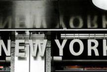 *New York* i'll Be bAck* / *