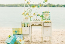 Baby Shower Bliss! / Baby Shower Ideas / by B. Lovely Events