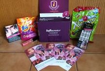 influenster vox boxes!! :)  / Items sent to me complimentary in Vox Boxes from Influenster / by Hope Hunter