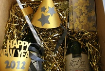 3, 2, 1! Happy New Year! / Ideas and Inspriation for A New Year's Eve Party