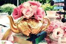 Alice in Wonderland Party / Ideas and Inspiration for an Alice in Wonderland Party