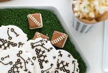Football & Superbowl Party Ideas! / Ideas for Super Bowl and Football parties