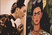 Frida / Frida Kahlo de Rivera (born Magdalena Carmen Frieda Kahlo y Calderón; July 6, 1907 – July 13, 1954)