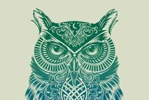 Owls / by Brittany Mills