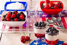 Lovely 4th of July Party Ideas! / 4th of July Ideas and Inspiration  / by B. Lovely Events