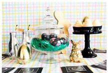 Easter & Easter Party Ideas! / Ideas and Inspiration for Easter and Easter Parties