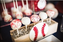 Baseball / World Series Party! / Ideas and Inspiration for a Baseball Party
