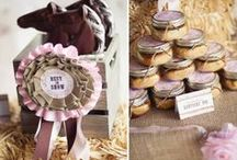 Western / Cowboy Party! / Ideas and Inspiration for Western, Cowboy Party