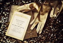 Great Gatsby, 1920's Party Ideas! / Ideas and Inspiration for a great Gatsby, 1920's party or wedding